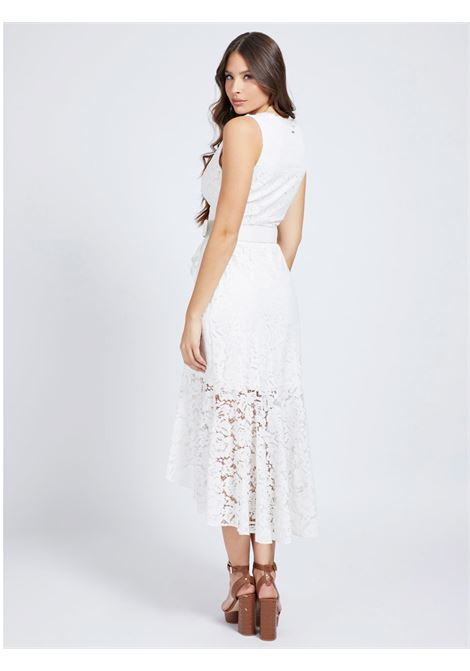 GUESS | Dresses | W1GK0VWDW30TWHT