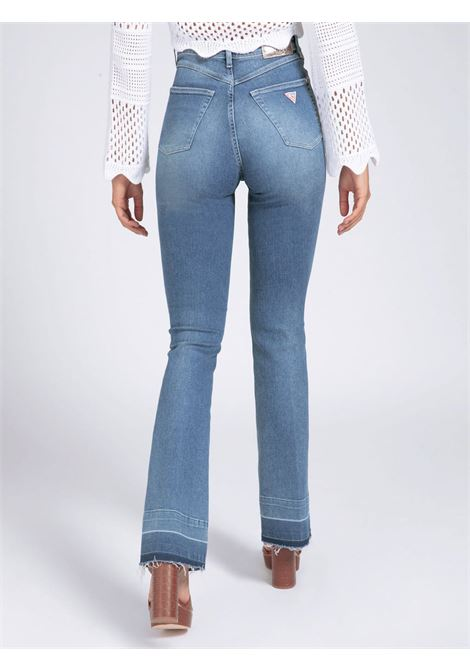 jeans Guess Pop 70s GUESS | Jeans | W1RA63D4AO1BTOR