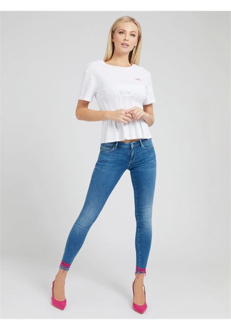 Jeans Guess curve x GUESS | Jeans | W1RAJ2D4AK3ALBM