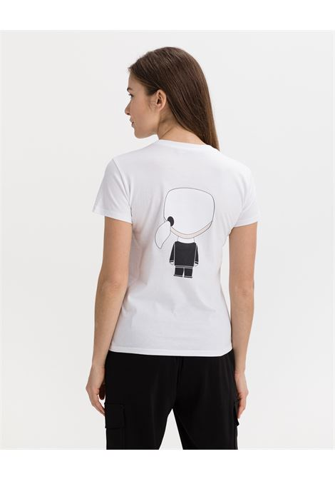 t-shirt ikonik karl KARL LAGERFELD | T-shirt | 210W1721,21100