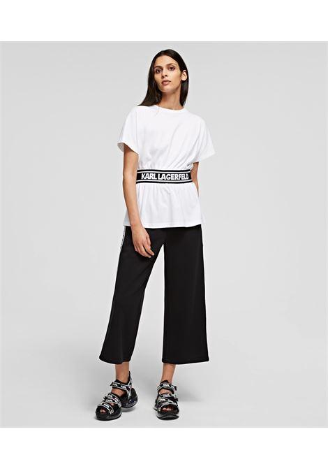 T-shirt comfy Karl KARL LAGERFELD | T-shirt | 211W1705100