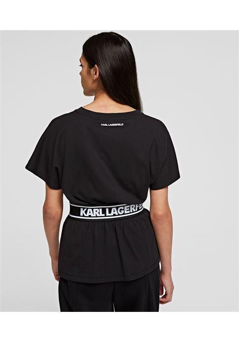 T-shirt comfy Karl KARL LAGERFELD | T-shirt | 211W1705999