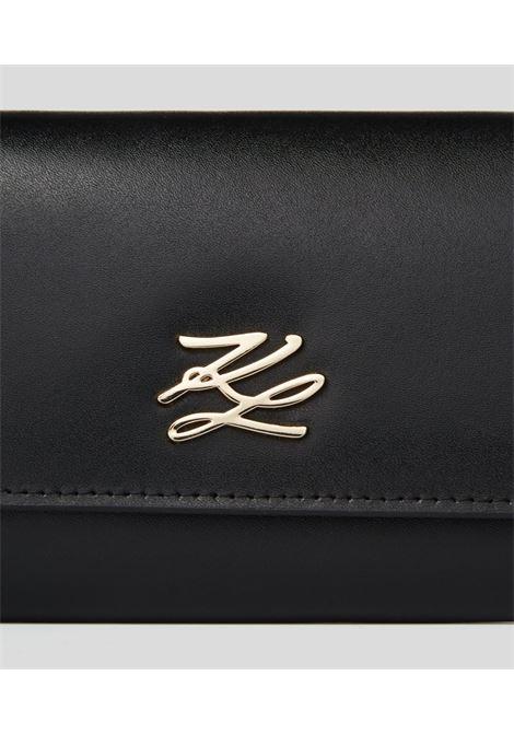 Portafoglio K/Autograph Karl KARL LAGERFELD | Portafogli | 211W3233997/A997