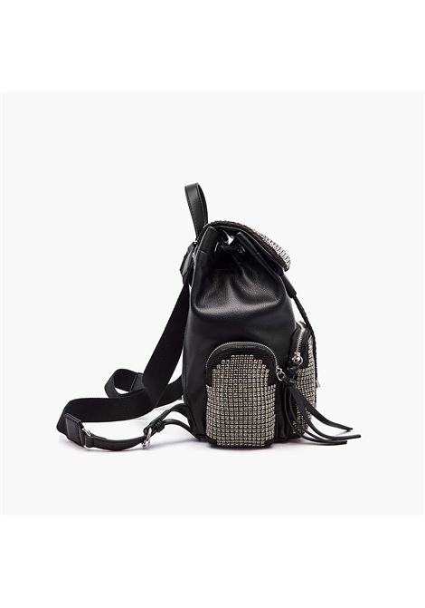 LA CARRIE | Backpacks | 111MZM702BLACK/SILVER