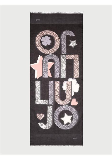 Foulard logo star liu jo LIU JO | Foulard | 2A1060T030022222
