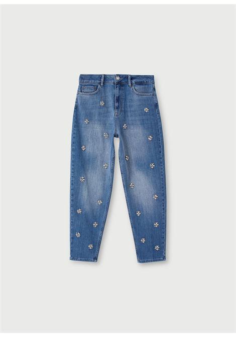 Jeans slouchy LIU JO | Jeans | CA1169D455978197