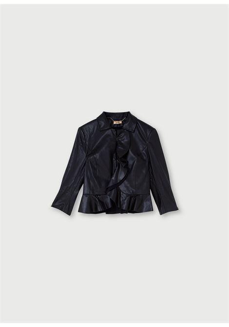 Jacket volant LIU JO | Jacket | IA1115E064122222