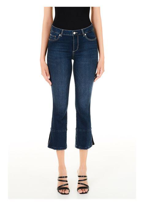 jeans bottom up glam seductive liu jo LIU JO | Jeans | UA1069D418878158