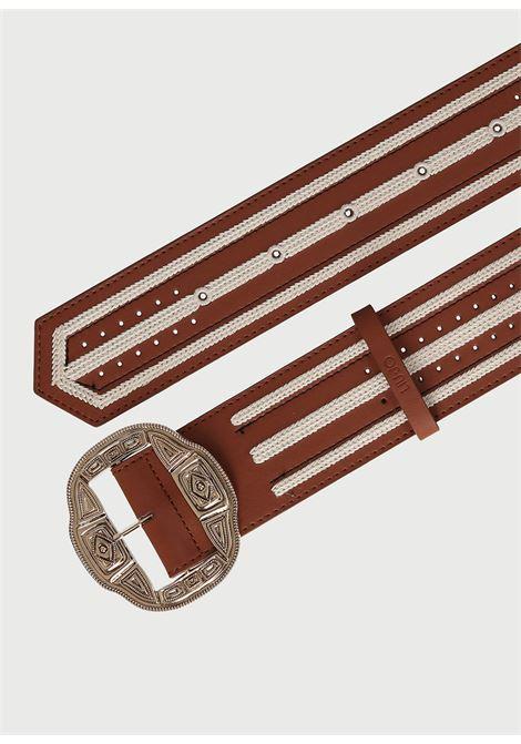 cintura homy LIU JO | Cinture | UA1120E043400033
