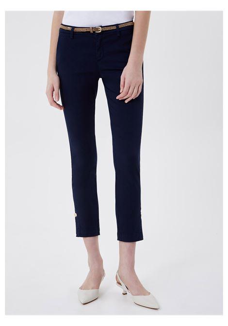 pantalone chino liu jo LIU JO | Pantalone | WA1091T925793923