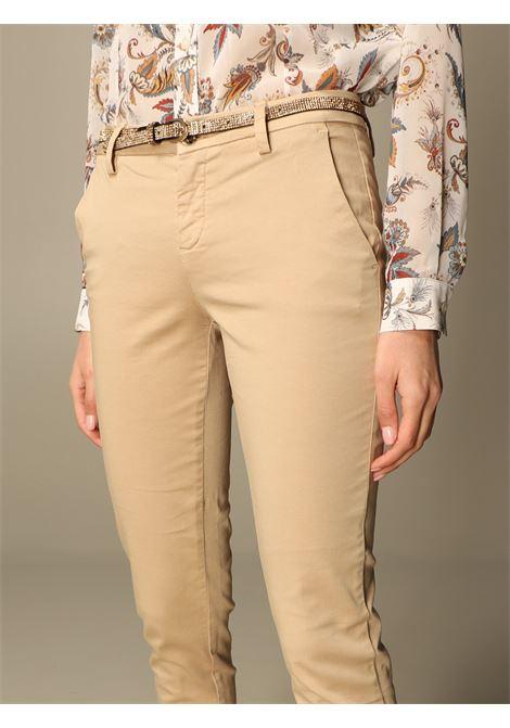 pantalone chino chic liu jo LIU JO | Pantaloni | WA1091T9257X0364