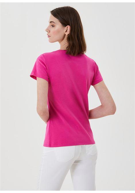 t-shirt geometric LIU JO | T-shirt | WA1138J500382436