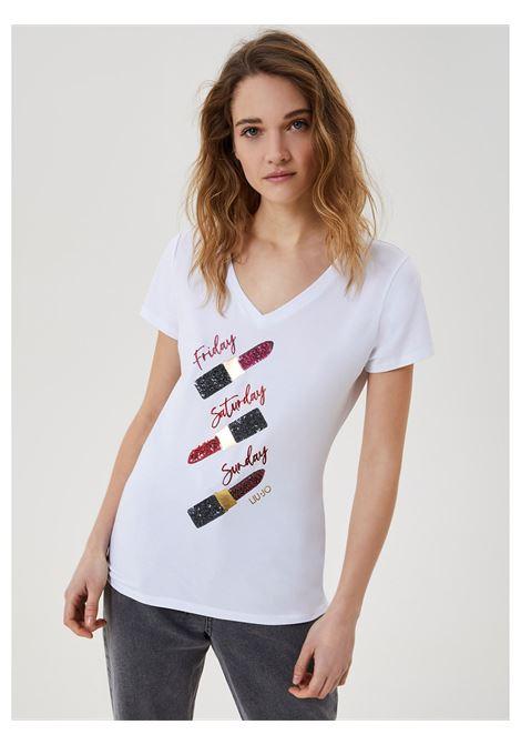 LIU JO | T-Shirts | WA1270J5003T9930
