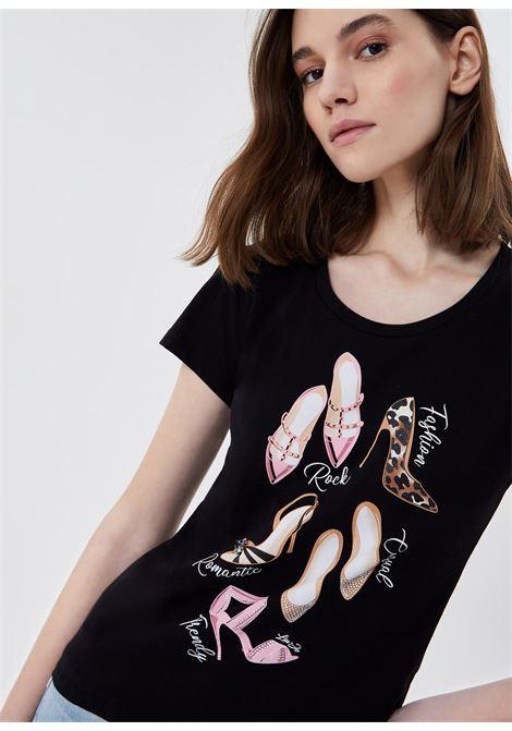 t-shirt shoes liu jo LIU JO | T-shirt | WA1332J5951V9276