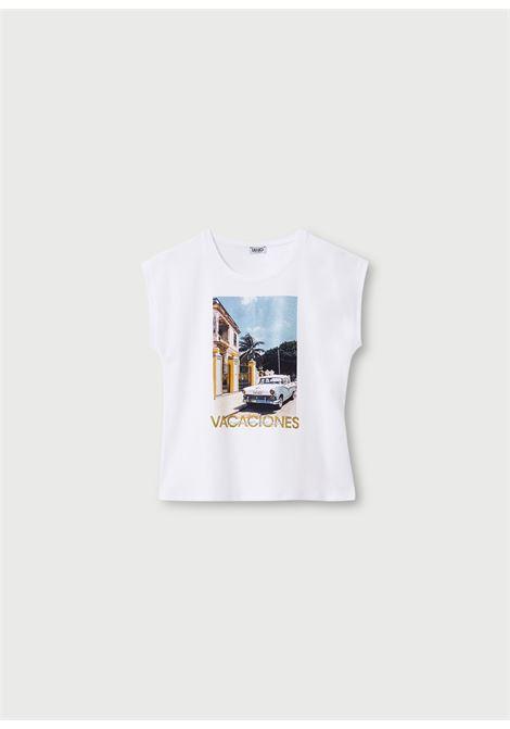 T-shirt vacaciones  LIU JO | T-shirt | WA1337J5003T9642