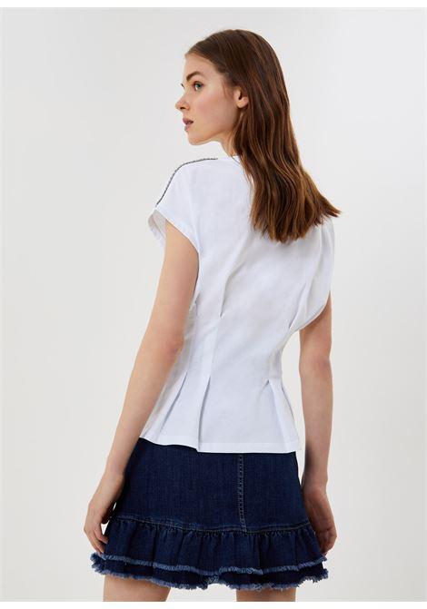 t-shirt castoni LIU JO | T-shirt | WA1421J5951T9762