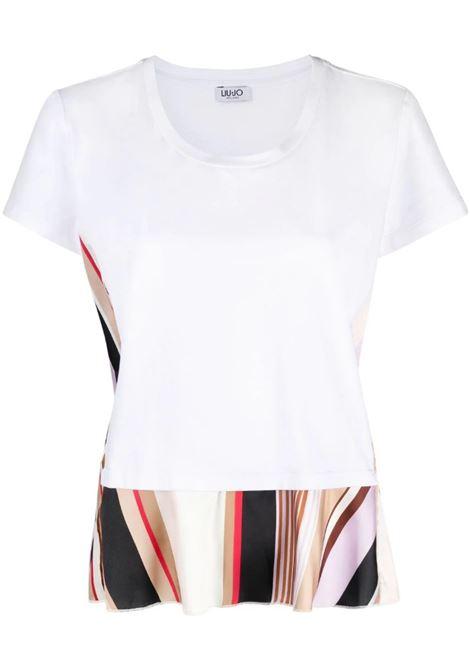 T-shirt color-block Liu Jo LIU JO | T-shirt | WA1466J5972T9743