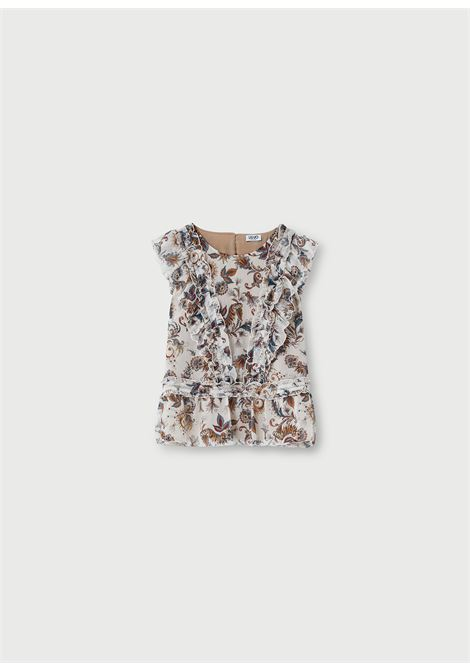 Top flowers summer LIU JO | Top | WA1497T5959T9688
