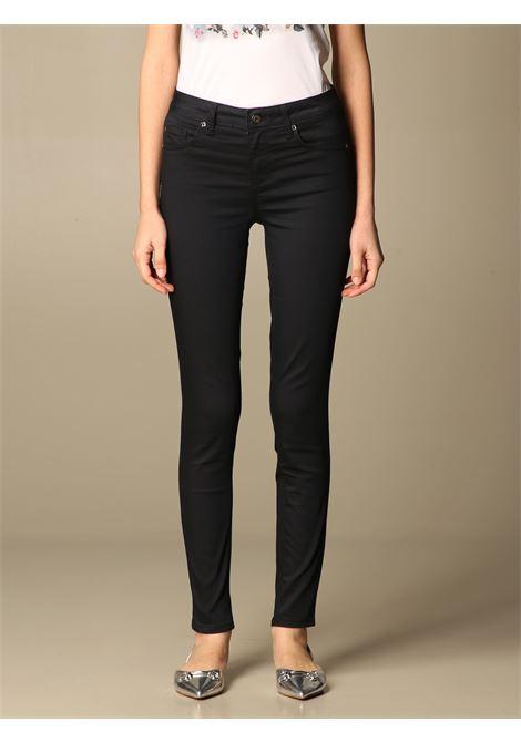 pantalone skinny vita alta liu jo LIU JO | Pantaloni | WXX035T714493921