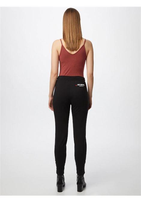 pantalone sport love moschino LOVE MOSCHINO | Pantaloni | W1513 03 E2180C74
