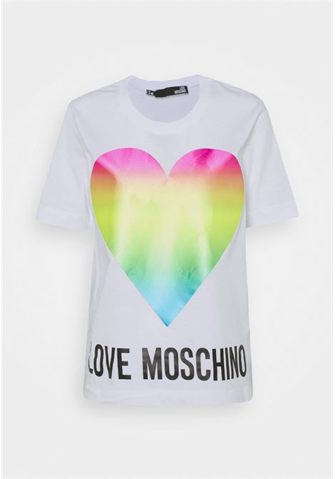 LOVE MOSCHINO | T-Shirts | W4F15 2T M3876A00