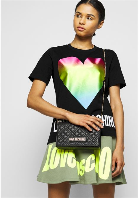LOVE MOSCHINO | T-Shirts | W4F15 2T M3876C74