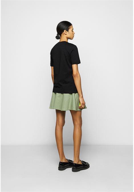 t-shirt rainbow heart LOVE MOSCHINO | T-shirt | W4F15 2T M3876C74