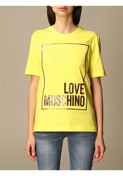 LOVE MOSCHINO | T-Shirts | W4H06 05 M3876H84