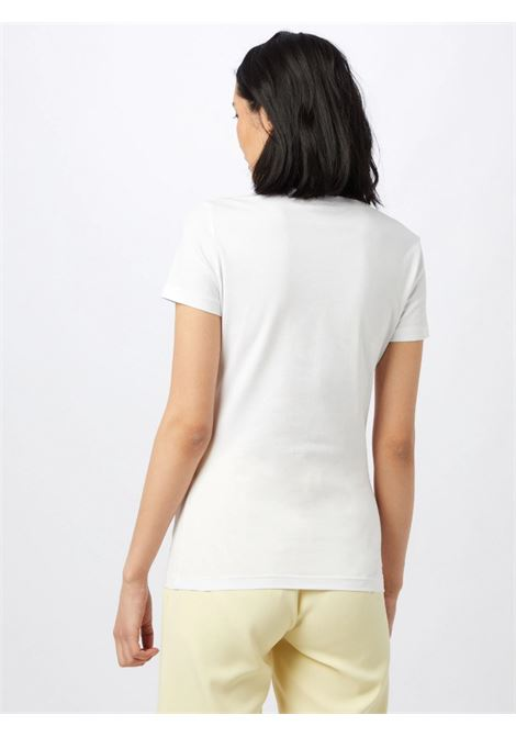 t-shirt stretch logo love moschino LOVE MOSCHINO | T-shirt | W4H19 04 E1951A00