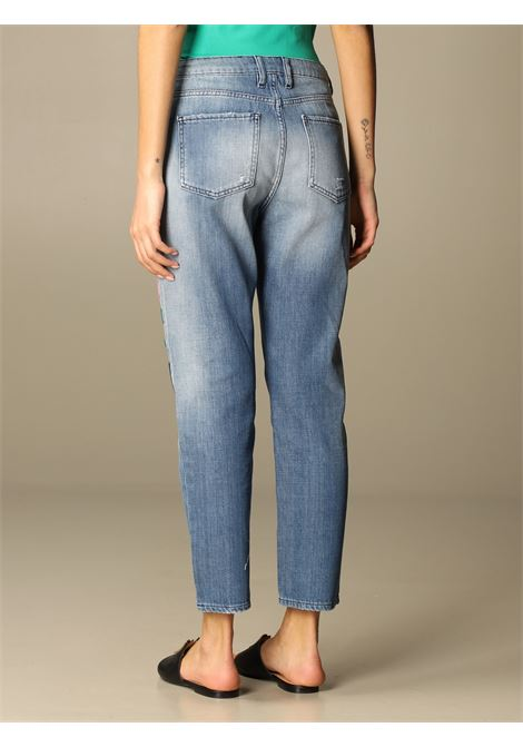 LOVE MOSCHINO | Jeans | WQ381 8S T085A405W