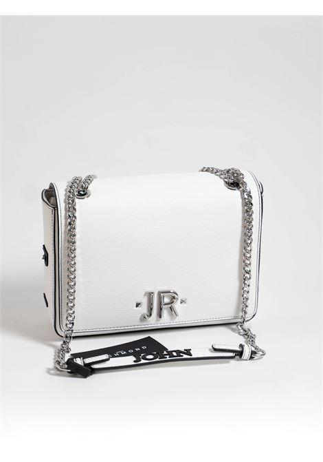 shoulder bag canada john richmond RICHMOND ACCESSORIES | Borse | RWP21258BOWHITE