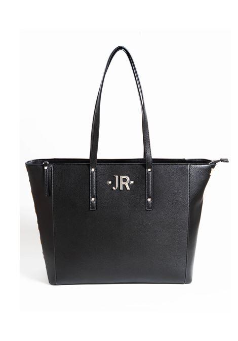borsa shopping hunting john richmond RICHMOND ACCESSORIES | Borse | RWP21260BOBLACK