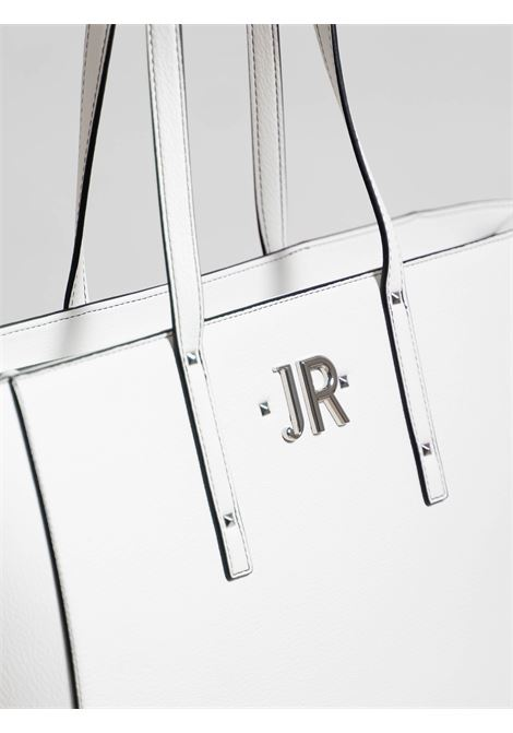 borsa shopping hunting john richmond RICHMOND ACCESSORIES | Borsa | RWP21260BOWHITE