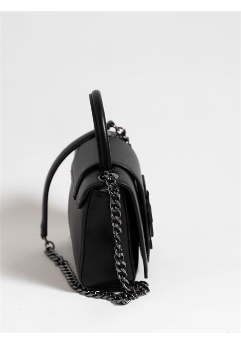 borsa tulip john richmond RICHMOND ACCESSORIES | Borsa | RWP21302BOBLACK