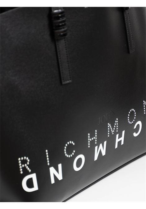 borsa unduit john richmond RICHMOND ACCESSORIES | Borse | RWP21326BOBLACK