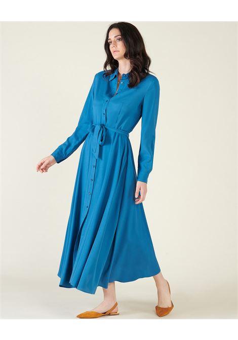 dress jurena SILVIAN HEACH | Abiti | PGP21076VEBLUE STELLAR