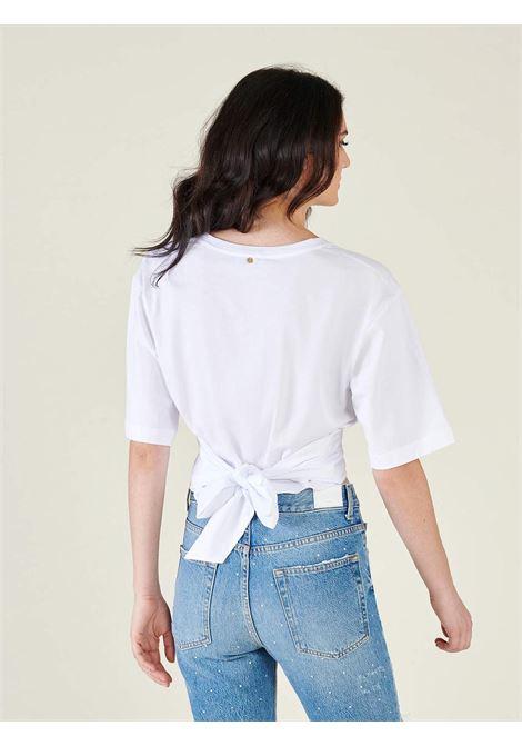 t-shirt mandy silvian heach SILVIAN HEACH | T-shirt | PGP21519TSA8*WHITE