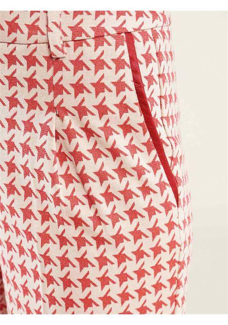 pantalone aenil silvian heach SILVIAN HEACH | Pantaloni | PGP21569PANXMILK