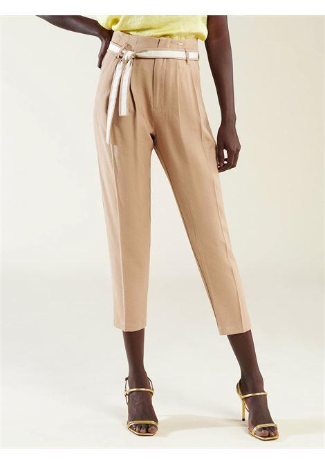 pantalone cerito silvian heach SILVIAN HEACH | Pantalone | PGP21589PASMSAND