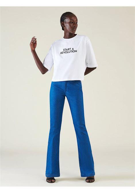 t-shirt mebro silvian heach SILVIAN HEACH | T-shirt | PGP21661TSOFWHITE
