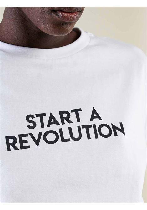 SILVIAN HEACH | T-Shirts | PGP21661TSOFWHITE