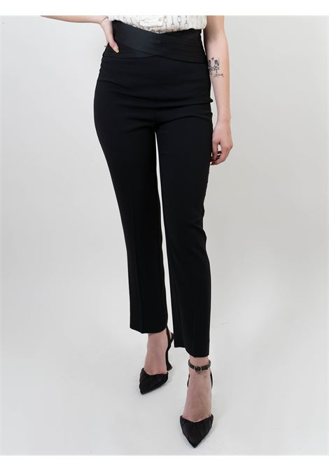 pantalone smoking simona corsellini SIMONA CORSELLINI | Pantaloni | P21CPPA0040003