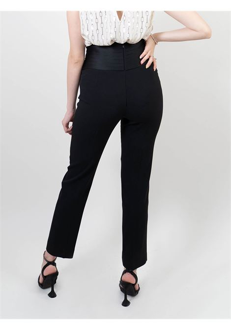 pantalone smoking simona corsellini SIMONA CORSELLINI | Pantalone | P21CPPA0040003