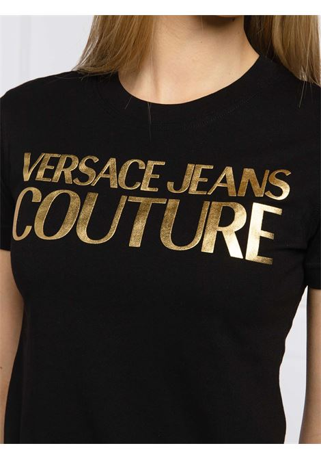 VERSACE JEANS | T-Shirts | B2HWA7TBK42