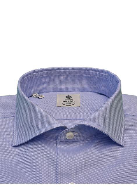 ROYAL OXFORD SHIRT - LIGHT BLUE LUIGI BORRELLI - NAPOLI | PS2/0028-2