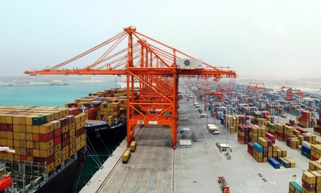 Salalah Port Resumes Operations
