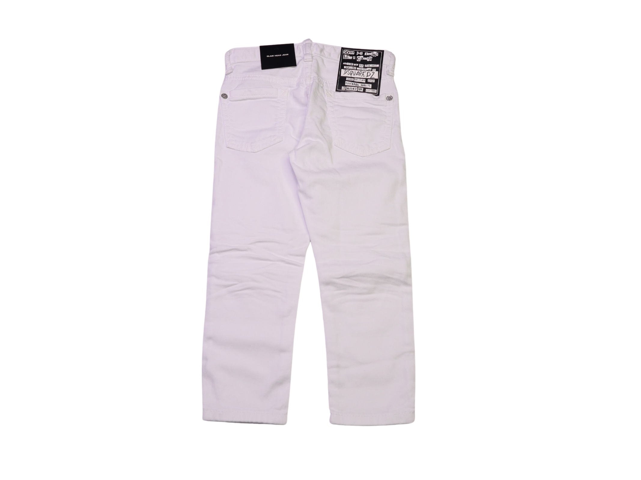 DSQUARED2 KIDS |  | PAN9025BIANCO