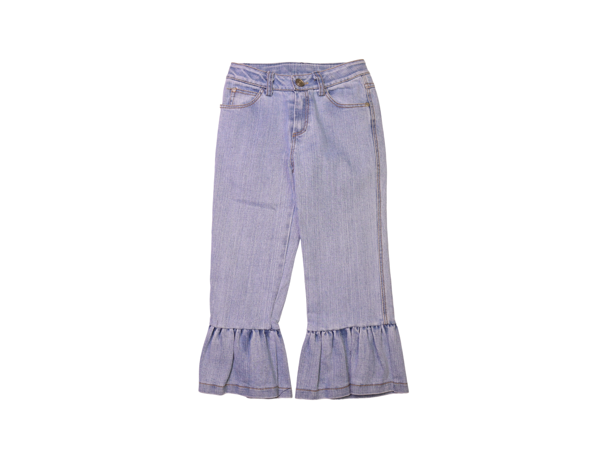 Jeans con rouches ILLUDIA   Jeans   JEA2844JEANS