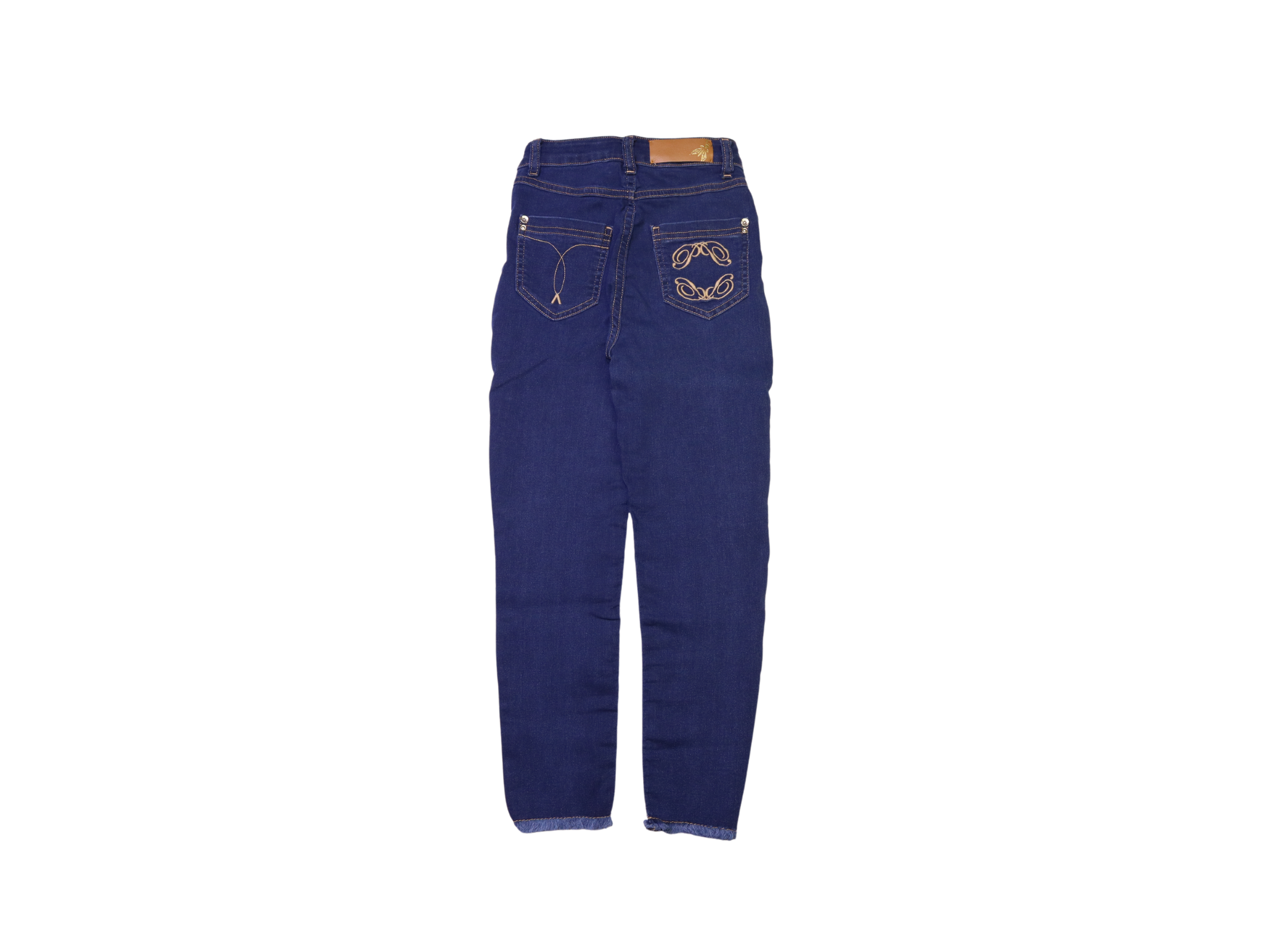 PATRIZIA PEPE KIDS |  | PAN8971DENIM#