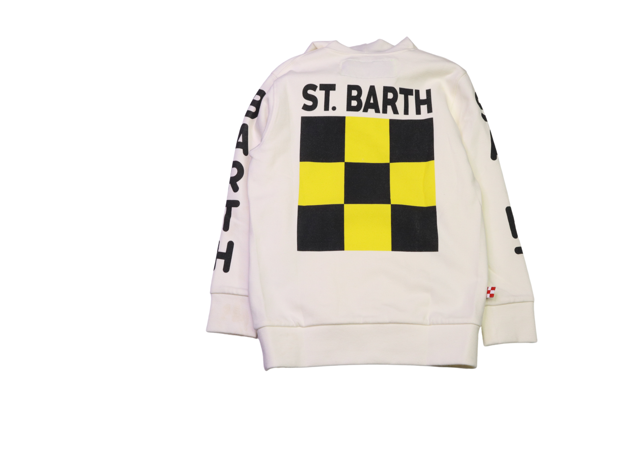 SAINT BARTH KIDS |  | FEL7555BIANCO